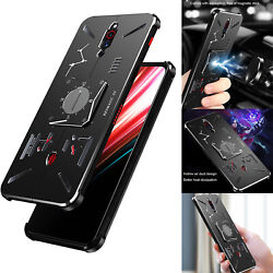 Aluminum Metal Case Protect Cover For ZTE Nubia Red Magic 5G Gaming Phones Shell $21.36