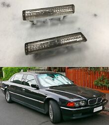 Crystal Side Marker Indicator Light Lamp FOR #x27;1995 #x27;2001 BMW B7 E38 7 Series $45.00