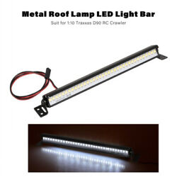 RC Car Light Bar Led Roof Lamp Lights for SCX10 1:10 Scale Remote Control Truck $20.89