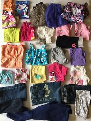 Childrens Place Carter#x27;s Disney Baby Girls 2T 3T Toddler Lot Wholesale 28 Pieces $36.99