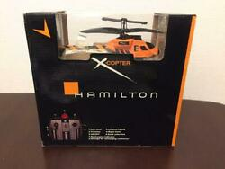 Hamilton x Copter Helicopter RC Mini Toy Limited from Japan Free Shipping $599.99