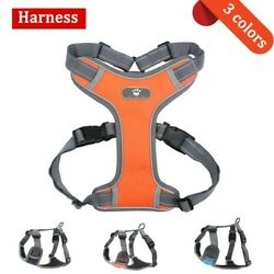 Breathable Reflective Dog harness large Breed No Pull $14.97