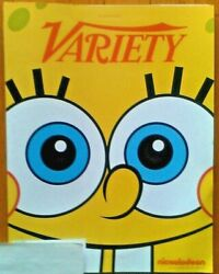 VARIETY MAGAZINE July 9 2019 with NICKELODEON on cover Brand New $4.49