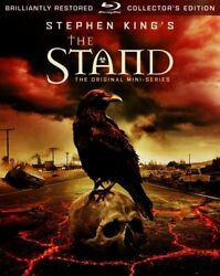 STEPHEN KING#x27;S THE STAND THE ORIGINAL 1994 MINI SERIES New Sealed Blu ray $14.37