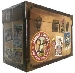 Abbott amp; Costello The Complete Collection 28 Movies BRAND NEW 15 DISC DVD SET $55.99