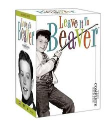 Leave It to Beaver: The Complete Series 36 DVD Box Set New Free Shipping $64.50