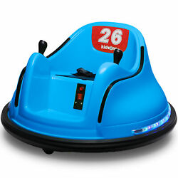 Kidzone Kids ASTM certified Electric 6V Ride On Bumper Car W Remote Control $169.96