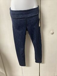 NEw With Tags Spalding Leggings Small p Aviator Combo $19.99