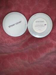 Sheer Cover cosmetics $23.00