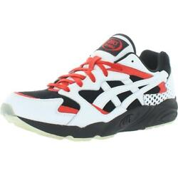 ASICS Tiger Mens Gel Diablo Leather Fitness Running Shoes Sneakers BHFO 8547 $38.69