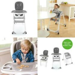 3in1 Baby Trio Elite Smart Clean High Soft Chair Adjustable Convertible Washable $135.99