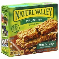 Nature Valley Crunchy Oats #x27;N Honey Granola Bars $11.95