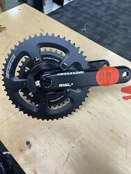 Cannondale HollowGram SiSL2 Crankset w power2max NG Eco Power Meter 52 36 175 $999.99