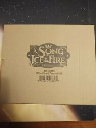 A Song of Ice and Fire Miniatures Game Woodland Terrain Set $37.00