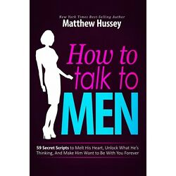How to Talk to Men by hussey Matthew 🔥🔥 $2.80