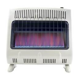 Mr Heater 20000 BTU Vent Free Blue Flame Propane Gas Wall or Floor Indoor Heater $154.69