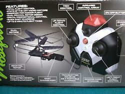 RC Helicopter Toy ITC Mosquito Micro Aerial Vehicle MAV $49.99