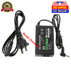 AC Adapter Home Wall Charger Power Supply For Sony PSP 1000 2000 3000 Slim Lite $3.99