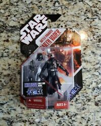 Battle Damaged Darth Vader 2007 #12 STAR WARS 30th Anniversary Collection MOC $25.97
