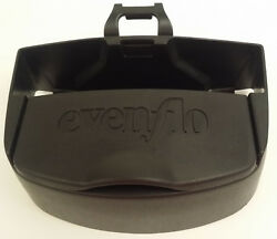 Evenflo Car Seat Snack Holder Toy Caddy with Bracket Accessory Toddler Black Euc $3.98