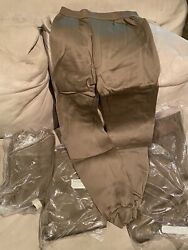 US MILITARY ISSUE POLYPROPYLENE DRAWERS COLD WEATHER SIZE MEDIUM NEW $20.00