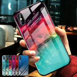 Xmas Cool For iPhone 11 Pro SE2 X XS XR 8 Tempered Glass Hard Case Rubber Cover $9.05