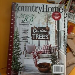 COUNTRY HOME 2020 XMAS HOLIDAY $8.99