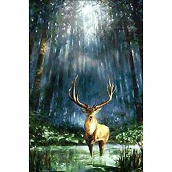 Paintworks Paint by Number Kit for Adults Kids Beginner DIY Canvas Painting b... $18.55