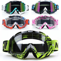 for Fox Motocross Goggles Google Motorcycle Goggles Cycling Dirt Bike MXOff Road $13.29