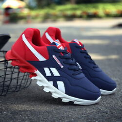 Men#x27;s Casual Trainers Athletic Sneakers Lightweight Sports Running Tennis Shoes $23.99