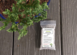 Bonsai Fertilizer Pellets by Perfect Plants 5 Year Supply All Natural Slow R $11.49