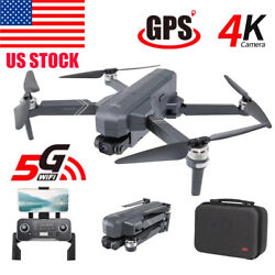 SJRC F11 Pro RC Drone With 4K HD Camera 5G Wifi FPV GPS Folding Quadcopter New $257.06