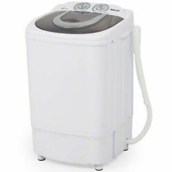 Mini Portable Washing Machine Spin Wash 8.8Lbs Capacity Compact Laundry Washer $39.99