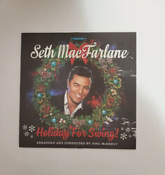 Seth MacFarlane Holiday for Swing Vinyl 180g $15.00