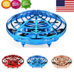 360° Mini Drone Smart UFO Aircraft for Kids Flying Toys RC Hand Control Xmas US $16.56
