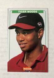 Nickelodeon Kids Choice Awards 1999 Tiger Woods Card #1 $99.99