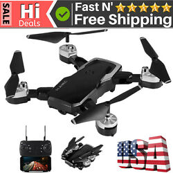 HJHRC RC Drone Camera 1080P Wifi FPV for Aerial Photography Altitude Hold M0K4 $42.00