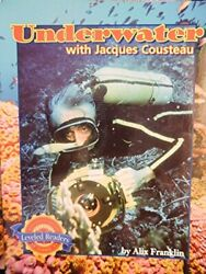 Underwater with Jacques Cousteau by Alix Frank;in Book The Fast Free Shipping $11.39