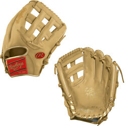 Custom Rawlings Heart of the Hide 11.75quot; Infield Baseball Gloves PRO205 RGGC $279.95