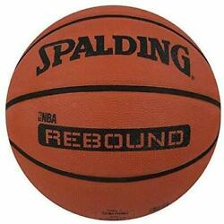 Spalding Official Basketball Size 5 Youth Adult Rebound Basketball Without Pump $43.44