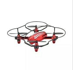 PROPEL NAVIGATOR PROWLER MINI QUADCOPTER DRONE RED REMOTE CONTROLLED $29.99