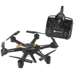 GuruGear 2.4GHz RC Hexacopter Drone with 1MP FPV Wi Fi Camera $100.00