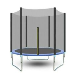 Kids Indoor Trampoline Mini Bouncer Enclosure Safety Children Play Fun Exercise $159.00