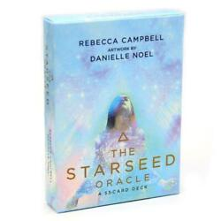 The Starseed Oracle 53 Cards Deck Full English Tarot Divination Fate Board Game $12.99