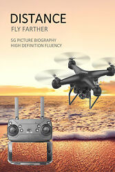 Quadrocopter UAV with Camera 4K Profesional WIFI Wide Angle Aerial Photography $95.85