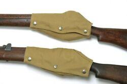 WW2 British Lee Enfield Action Cover Dated 1942 $19.99