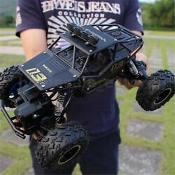 Electric RC Cars 4WD Monster Truck Off Road Vehicle Remote Control Crawler Gift $47.89