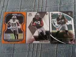2020 Prizm Bryan Edwards Orange Disco RC With Mosaic And Absolute Free... $6.00