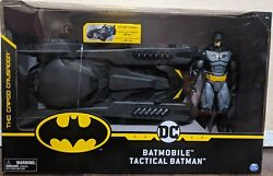 Batmobile amp; Tactical Batman Toy Creature Chaos DC Comics New $35.99