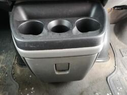 Console Front Floor With Stowage Compartment Fits 03 07 EXPRESS 1500 VAN 241222 $159.00